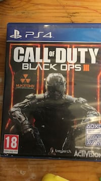 CALL of DUTY BLACK OPS III Toulon, 83000