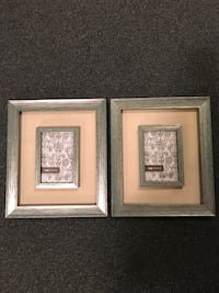 Two 4x6 new frames from Christmas Tree Shop Cicero, 13212