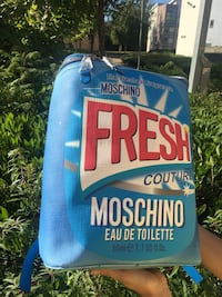 MOSCHINO FRESH COUTURE BACKPACK Hatfield, AL10