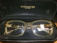 Coach glasses  for lady's brand new!!! New Carrollton, 20784