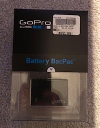 GopPro Battery BacPac Hero 4,3,3+ Whitby, L1R