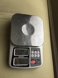 grey and white chefmate digital weighing scale Chevy Chase, 20815