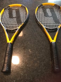 Tennis Racquets Mississauga, L5E 1Y5