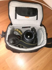 Nikon D70 with zoom lens  Langley City