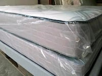 Brand new queen size 10 inch thick orthopedic mattress and box spring Las Vegas, 89108