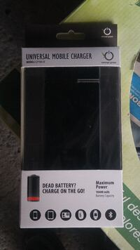 5000 mAh portable charger battery pack