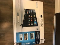 """Samsung 32"""" SmartTV. Hardly used bought 8 months ago. With Box. With free DVD player. Moving. Los Angeles, 90015"""