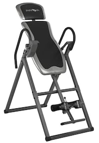 ITX9600 Heavy Duty Inversion Table with Headrest & Protective Cover Richmond Hill, L4B 4T9