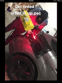 Auto window tinting and tint services Essex