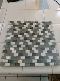 49 mother of pearl Mosaic tile Henderson, 89074