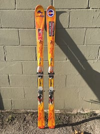 K2 burnin luv women's skis Lexington, 40517