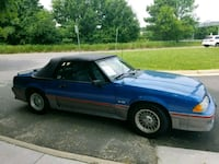 1988 Ford Mustang Vienna