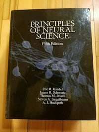 Principles of neural science  Montreal, H3S 1H2