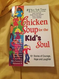 Chicken Soup for the Kid's Soul book Katy, 77449