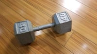 40lbs weights Mississauga, L5M 4V4