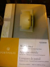 Portfolio Wall Light