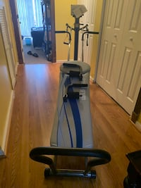 Total Gym Fitness Machine,   With all parts, and In good condition!!
