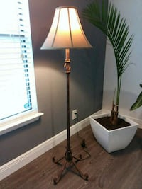 Metal floor lamp San Antonio, 78259