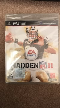 New ps3 madden 11 game 3712 km