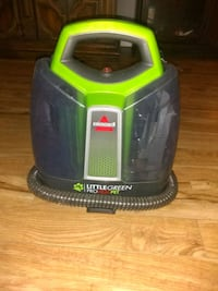 Bissell little Green Pro Heat pet