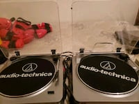 2 Audio technica turntables  Virginia Beach, 23464