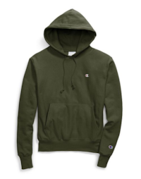 Brand New Men`s Champion Reverse Weave Hoody in Hiker Green . Toronto