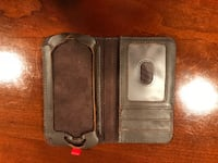 Wallet Case for iPhone 5/5s Arlington