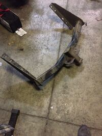 Trailer hitch ford pick up