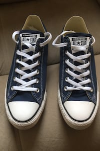 Converse Brand New sneakers denim blue size 8 (M) or 10 (W) New York, 10022