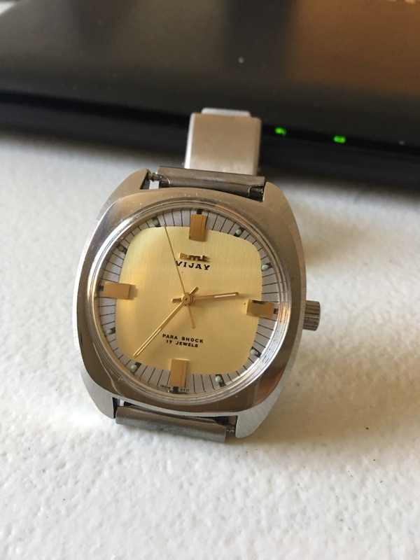 Collectible Mechanical HMT Watch