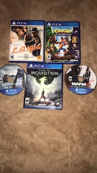 PS4 games Oxon Hill, 20745