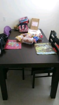 Kitchen table needs to go ASAP! Only table!