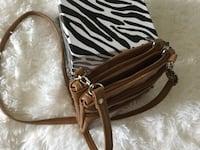 Crossbody leather bag Edmonton, T5H 1L9