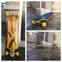 New Longboard Completes- 30 to chose from Whitby, L1M 2K3