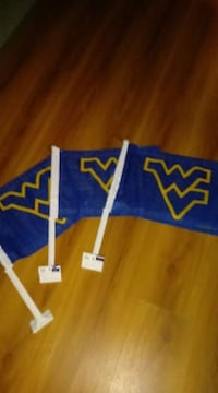 New Wv car flags Martinsburg