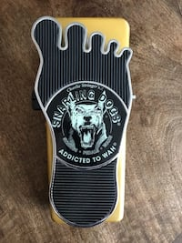 "Snarling Dogs ""Bawl Buster"" Wah Pedal Los Angeles, 90066"