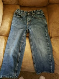 blue-washed denim jeans Glenmora, 71433