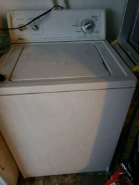 white top-load clothes washer Virginia Beach, 23453