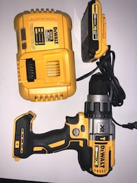 New 3 Speed Hammer Drill DCD996 Paterson, 07513