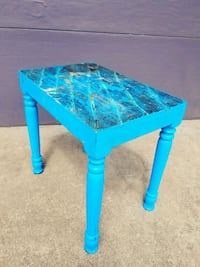 Upcycled Side Table  Warr Acres, 73132