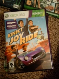 Xbox 360 Kinect Adventures game case Statesville, 28625
