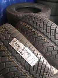 Two brand new SnowTires Hellertown, 18055
