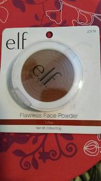 Brand new powder compact