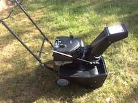 BRIGGS AND STRATTON SNOW THROWER 190 cc 650 SERIES Middletown, 21769
