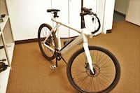 USED 36V 250W Bafang Motor Electric Bicycle