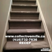 Box stairs installation Mississauga, L4X 1V7
