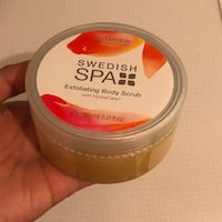 Swedish body scrub  Borgen, 1388