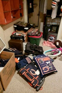 Bears memorabilia lots and lots  Antioch, 60002
