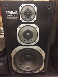 VINTAGE YAMAHA NS-100X SPEAKER EXCELLENT CONDITION