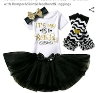 Super Cute First Birthday Outfit North Las Vegas, 89032